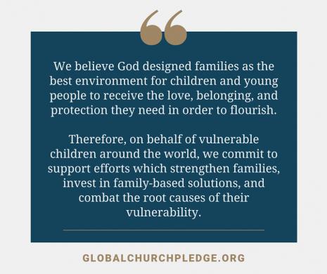 Global Church Pledge