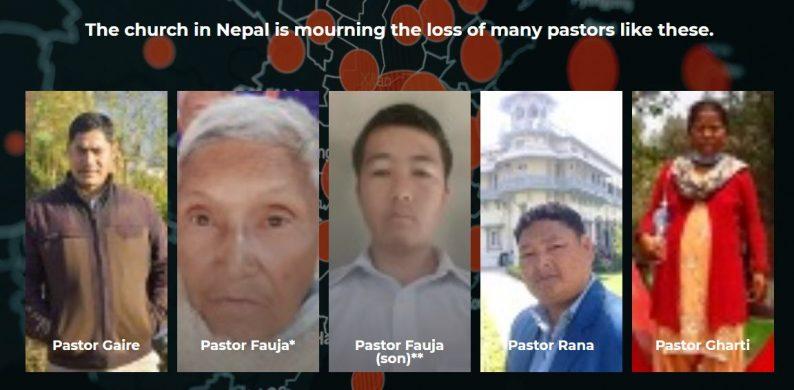 Nepal Pastors' Emergency Covid Fund