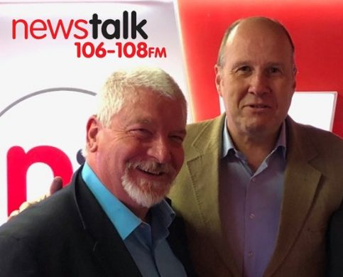 Nick Park of EAI on Newstalk Radaio