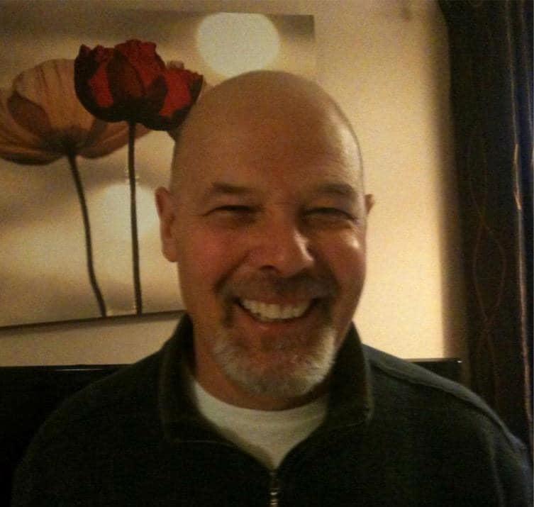 Pastor John McEvoy